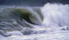 Raue Meereswellen — Stockfoto