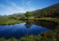 Upper Lough at Killarney — Stock Photo