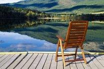 Patricia Lake, Jasper National Park — Stock Photo