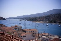 Isola di Poros, Saronico — Foto stock