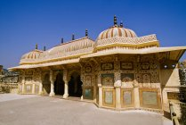 Amber fort perto de jaipur — Fotografia de Stock