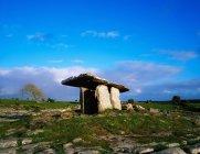 Камни, формируя необычной конструкции — стоковое фото