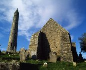 Torre redonda, Ardmore — Fotografia de Stock