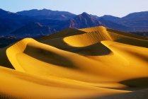 Піщані дюни, Національний парк Долина смерті — стокове фото