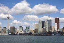 Toronto Skyline, Ontario — Stock Photo