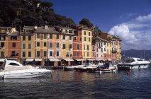 Portofino, Italian Riviera, Genoa, Italy, Europe — Stock Photo
