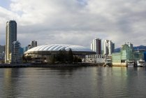 Bc Place Stadium in Vancouver — Stock Photo