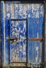 Old Barn Door — Stock Photo