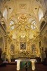 Notre-dame de quebec basilika-kathedrale — Stockfoto