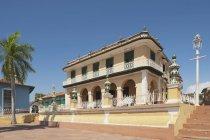 Palacio Brunet in Cuba — Stock Photo