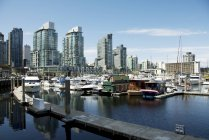 Vancouver, British Columbia, Canada — Stock Photo