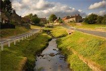 Гаттон Le отвір, північному Йоркширі, Англія — стокове фото