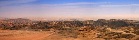 Deserto, com dunas de areia — Fotografia de Stock