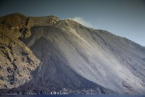 View of Volcano during daytime — Stock Photo