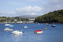 Boats In Bantry Bay — Stock Photo