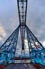 Трійники транспортер міст — стокове фото