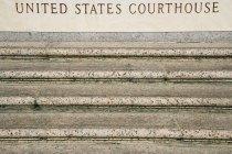 United States Courthouse — Stock Photo