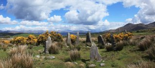 Ardgroom Stone Circle — Stock Photo