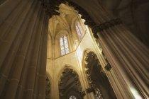 Monasterio de Santa Maria da Vitoria - foto de stock