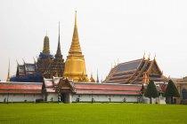 Готель Grand Palace; Бангкок, Таїланд — стокове фото