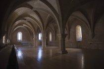 O Mosteiro de Santa Maria De Poblet — Fotografia de Stock