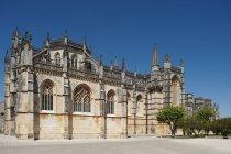 Monastère De Santa Maria De Victoria — Photo de stock