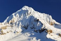 Vista del Monte cofano da Lolo Pass — Foto stock