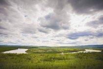 Территория Юкон, Канада — стоковое фото