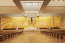 Церковь святой троицы — стоковое фото