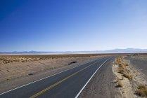 Higway сільська дорога — стокове фото