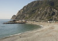 Пляжі вздовж узбережжя — стокове фото
