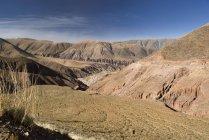 Скелясті гори на відкритому повітрі — стокове фото