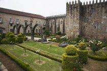 Archbishop's Palace Of Braga — Stock Photo