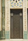 Hassan ii mesquita — Fotografia de Stock