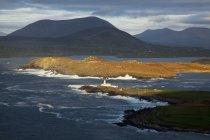 Валентія острів Керрі Ірландії — стокове фото