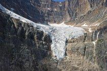 Geleira de anjo; Alberta, Canadá — Fotografia de Stock