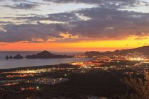 Cabo San Lucas et pointe de Baja — Photo de stock