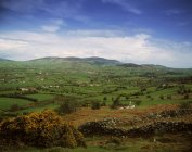 Slieve Gullion, графство Арма — стоковое фото