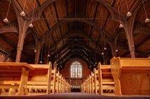 Todos los Santos Iglesia Anglicana - foto de stock