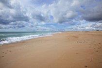 The Beach Near San Fernando — Stock Photo