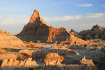 Parco nazionale delle Badlands — Foto stock