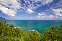 View of Island Of Kauai — Stock Photo