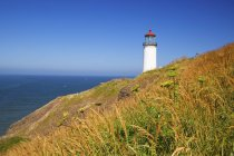 Северная Head Lighthouse; Ilwaco — стоковое фото