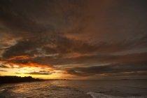 Океан спокійна вода — стокове фото