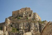 Castello di Morella, Spagna — Foto stock