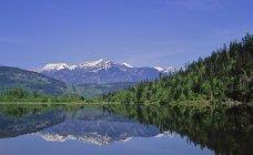 Cayoosh Mountain Range — Stock Photo