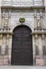 Basilika-Kathedrale von Lima — Stockfoto