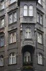 Архитектурные детали — стоковое фото