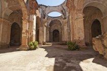 Руїни собору Святого Йосипа — стокове фото
