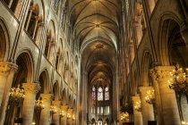 Catedral Notre-Dame - foto de stock